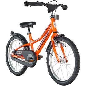 Puky ZLX 18-1 Bicicletta bambino Alu arancione